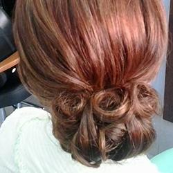Fotos de recogidos de peluqueria